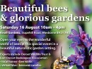 Beautiful bees and glorious gardens