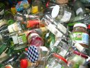 Glass recycling text message reminders