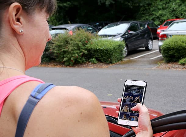 New app for New Forest Health & Leisure