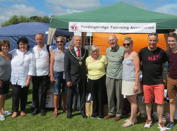 Fordingbridge Twinning Association Events