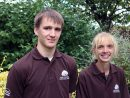 First Apprentice Rangers join National Park