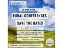 Rural Crime Conferences