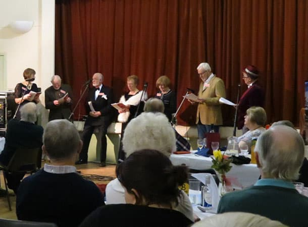Murder Mystery Evening Raising Funds for Twinning Association